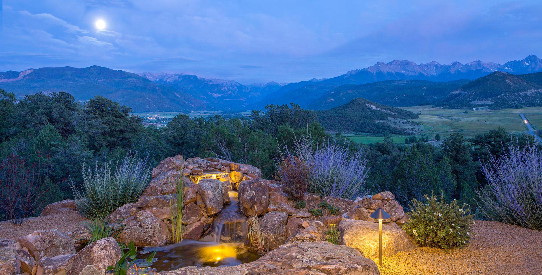 Landscape Construction and Landscape Design Telluride