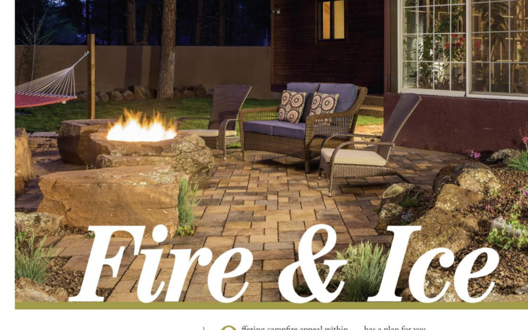Mountain Living – Fire Pits Sept 2017