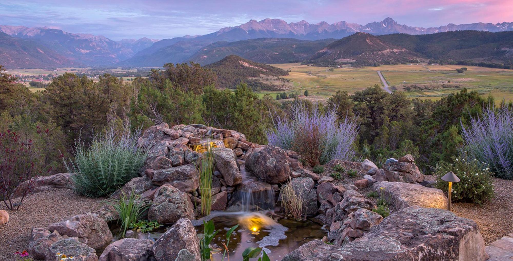 Landscape Design Ridgway Telluride