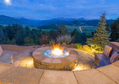 Telluride Landscape Design Construction